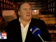 Gérard Depardieu : L'haleine de Ruquier et ses envies coquines à Tournai