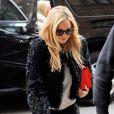 Kate Hudson à New York, le 28 janvier 2014.