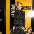 Cate Blanchett à la première du film The Monuments Men au Ziegfeld Theatre, New York, le 4 février 2014.