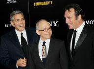 Jean Dujardin rayonne auprès de Cate Blanchett, George Clooney et son père