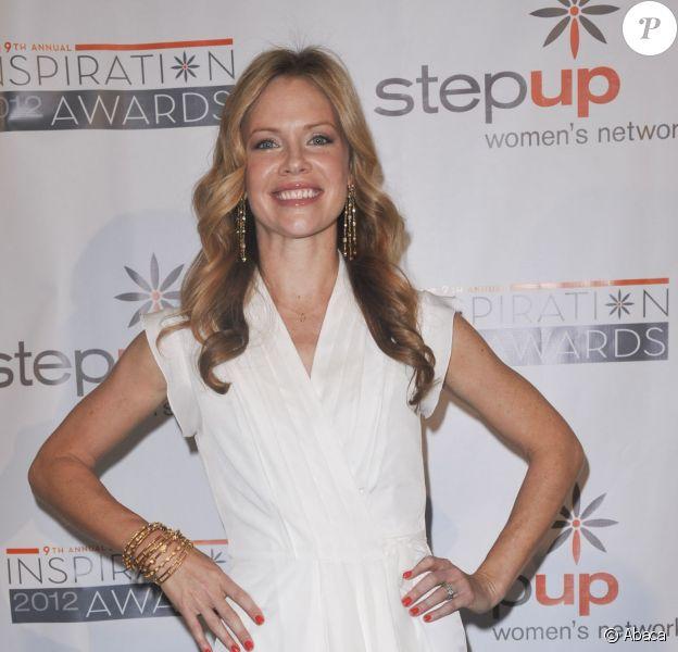 Sarah Jane Morris à la soirée Step Up Women's Networks' '9th Annual Inspiration Awards' au Beverly Hilton Hotel, Los Angeles, le 8 juin 2012.