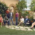 Brothers & Sisters avec Balthazar Getty, Calista Flockhart, Dave Annable, John Pyper-Ferguson, Matthew Rhys, Sarah Jane Morris...