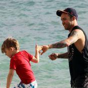 Pete Wentz (Fall Out Boy): Complice avec son fils Bronx, en attendant le mariage