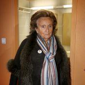 Bernadette Chirac: ''Valérie Trierweiler vient de traverser une grande épreuve''