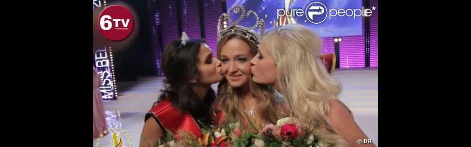 Laurence Langen a été sacrée Miss Belgique 2014, le 11 janvier 2014.