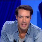 Nicolas Bedos se paie François Hollande et implore Julie Gayet de l'appeler
