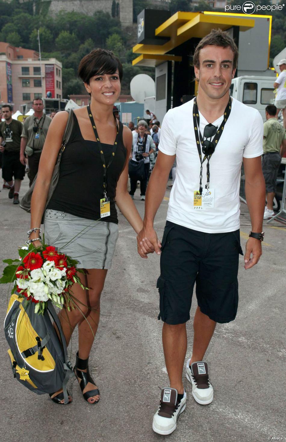 Fernando alonso et raquel del rosario photo en juillet for Decoracion casa raquel del rosario