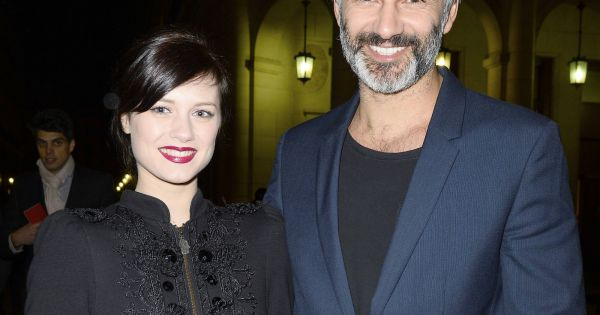 Fran ois vincentelli et sa compagne alice dufour la g n rale de la pi ce la porte c t au - Piece de theatre la porte a cote ...