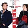 """""""La porte à coté"""" avec Edouard Baer et Emmanuelle Devos - 2014"""