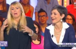 TPMP - Enora Malagré tacle François Hollande : ''Flamby, il fait que roter !''