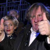 Gérard Depardieu : Déchaîné au Carnaval, il s'éclate sur du Britney Spears