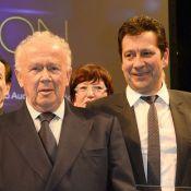 Laurent Gerra et Philippe Bouvard : Honorés pour une pluie de Lauriers