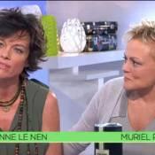 Muriel Robin et Anne Le Nen : 'La sensualité qui ressort à l'écran nous échappe'