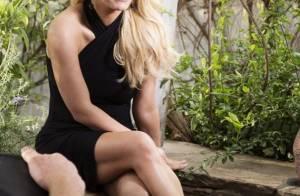 Jessica Simpson, maman amincie de deux enfants, dévoile sa silhouette