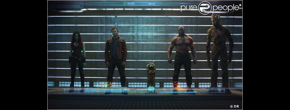 Bande-annonce du film Les Gardiens de la Galaxie.