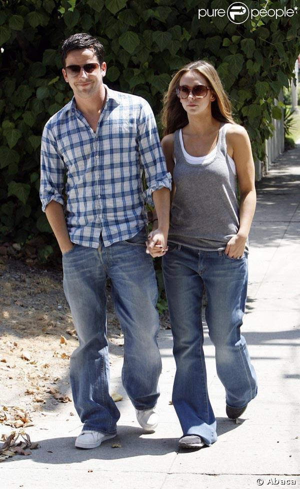Jennifer Love-Hewitt et Ross McCall