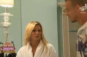 Giuseppe Ristorante: Le macho sort les poings avant de finir au lit avec Sophie
