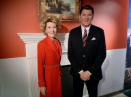 Nancy Reagan : La First Lady au côté de son époux Ronald, figée pour l'éternité