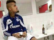 Kevin-Prince Boateng, clope et bière : Un médecin viré après un cliché polémique