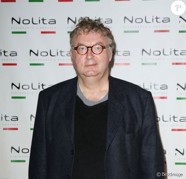 Exclusif - Dominique Besnehard lors de l'anniversaire du programmateur de télévision et de radio Jacques Sanchez à Paris le 29 mai 2013