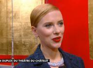 César 2014, arrivée des stars : Scarlett Johansson, Bérénice Bejo, Julie Gayet...