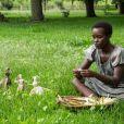 Lupita Nyong'o (12 Years A Slave), nommée à l'Oscar de la meilleure actrice dans un second rôle.