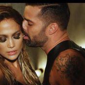 Ricky Martin et Jennifer Lopez : Torrides, ils se chauffent sur ''Adrenalina''