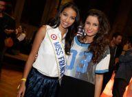 Flora Coquerel et Malika Ménard : Deux bijoux de Miss à la soirée Eleven Paris