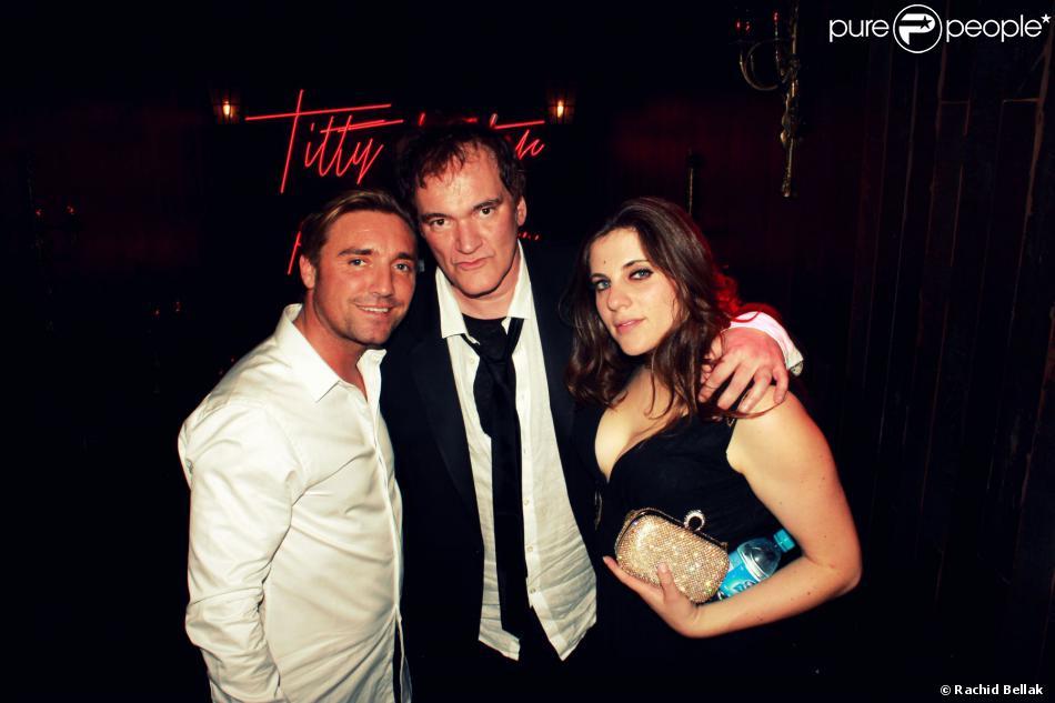 Quentin Tarantino : Sa nuit de folie à Paris avec son