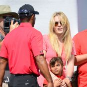 Tiger Woods : Sa fille Sam Alexis et Lindsey Vonn tendres et complices