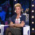 Frigide Barjot invitée de l'émission  On n'est pas couché  du samedi 8 mars 2014.