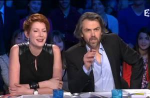 Natacha Polony et Aymeric Caron, sale ambiance : ''Tu peux être aimable !''
