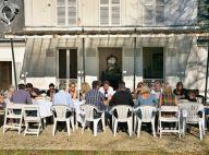 Alexandra Rosenfeld et Jean Imbert: Déjeuner en famille avec la fille de la Miss
