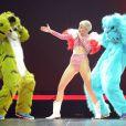 Miley Cyrus à Las Vegas, le 1er mars 2014.