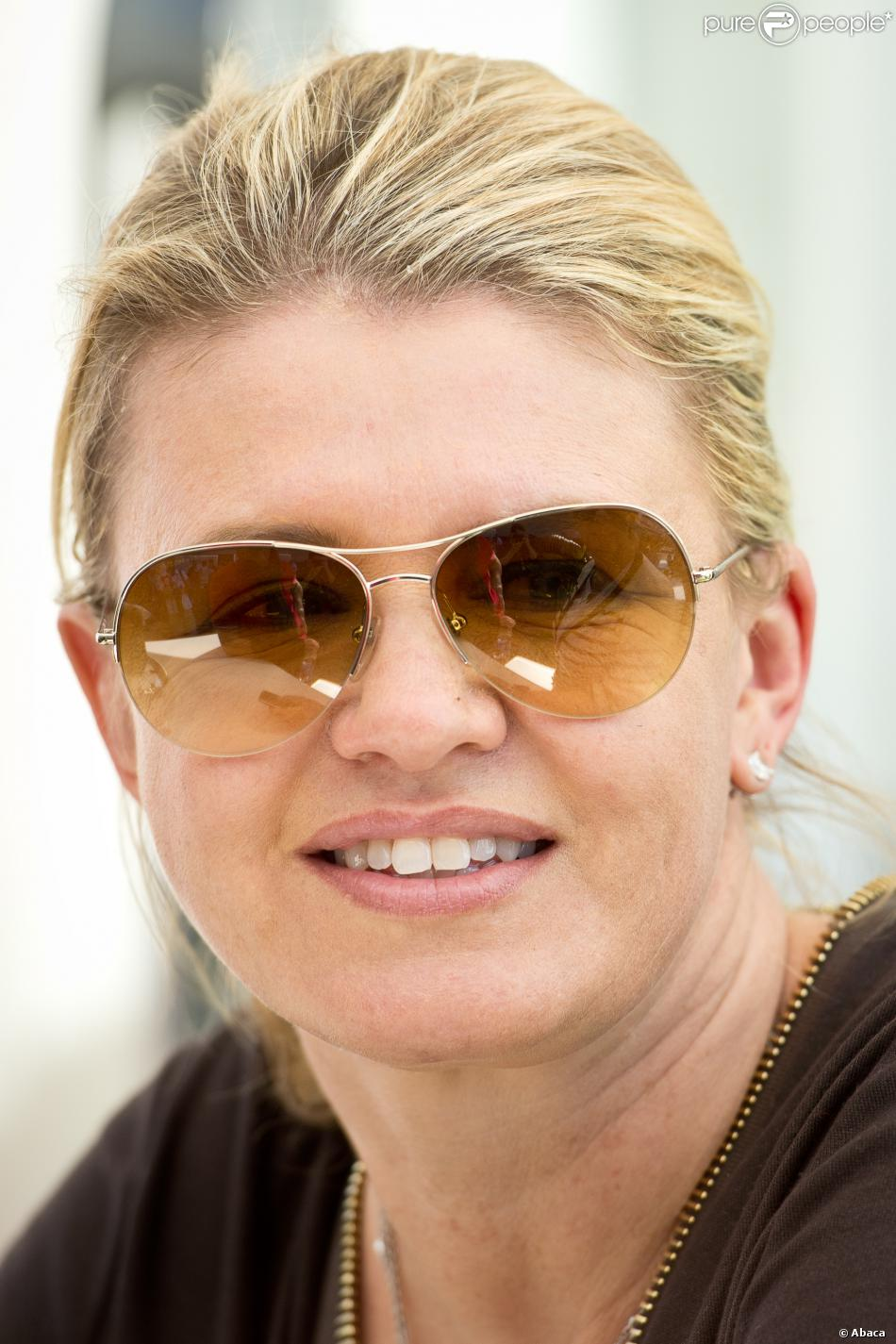 corinna schumacher l 39 pouse de michael schumacher au grand prix des etats unis austin au. Black Bedroom Furniture Sets. Home Design Ideas