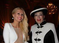 Sarah Marshall et sa maman réunies avec Tatiana Laurens, la vie de château...