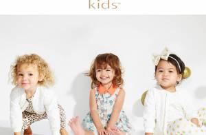 Kim Kardashian : La jeune maman fière de ses vêtements pour bébé !