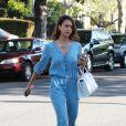 """Jessica Alba à Los Angeles, le 15 mars 2014."""