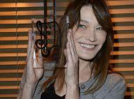 Carla Bruni et Joyce Jonathan : Lauréates heureuses aux Grands Prix de l'UNAC