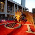 """Première de la saison 4 de """"Game of Thrones"""" au Lincoln Center à New York, le 18 mars 2014."""