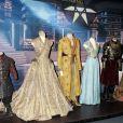 """After-show de la première de la saison 4 de """"Game of Thrones"""" au  Muséum américain d'histoire naturelle  de New York, le 18 mars 2014."""