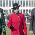 La princesse Anne à Cheltenham le 14 mars 2014.