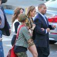 Jennifer Lopez, prête à débarquer sur le plateau d'American Idol. West Hollywood, Los Angeles, le 20 mars 2014.