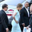 Jennifer Lopez à West Hollywood, Los Angeles, le 19 mars 2014.