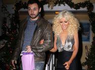 Christina Aguilera : Enceinte et très cochonne, son fiancé Matthew est à la fête
