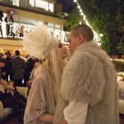 Ashlee Simpson et Evan Ross, fiancés : Ils fêtent leur amour avec leurs proches