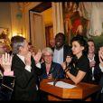 Rachida Dati réélue maire du VII eme avec succés !