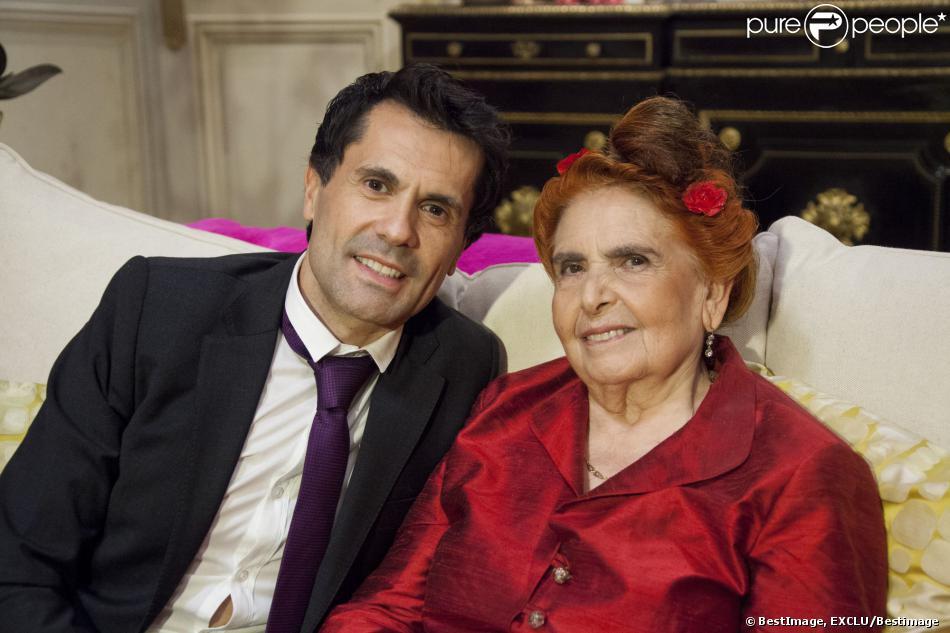Thierry et sa mère Élise au casting de Qui veut épouser mon fils? saison 3 sur TF1 le vendredi 25 avril 2014 à 23h30