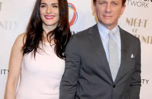 Daniel Craig et Rachel Weisz : James Bond et sa femme, des amoureux radieux