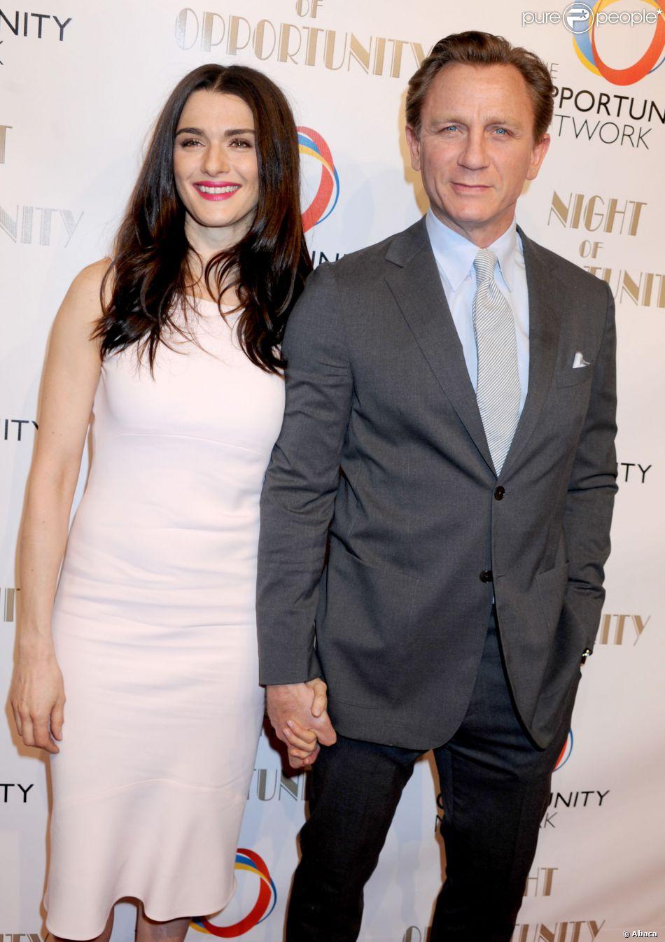 Daniel Craig couple